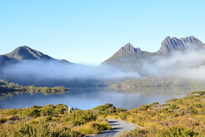 摇蓝山 (Cradle Mountain)
