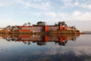 MONA艺术博物馆和茉丽拉酿酒庄